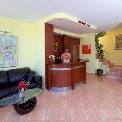 Отель Sunny Flower Hotel Болгария, Солнечный берег - отзывы, цены и фото номеров - забронировать отель Sunny Flower Hotel онлайн интерьер отеля фото 2