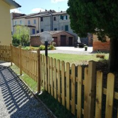 Отель Borgo Terrosi Синалунга балкон