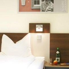 Отель Jugendherberge Düsseldorf Стандартный номер с различными типами кроватей фото 11