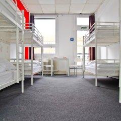 Check In Hostel Berlin Кровать в общем номере с двухъярусной кроватью фото 2