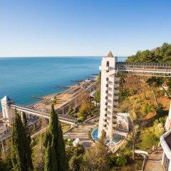 Гостиница Мыс Видный в Сочи 1 отзыв об отеле, цены и фото номеров - забронировать гостиницу Мыс Видный онлайн пляж