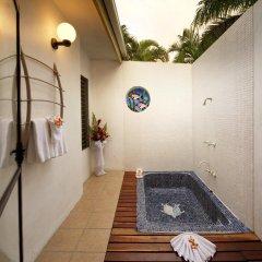 Отель Fiji Hideaway Resort and Spa 3* Бунгало с различными типами кроватей фото 4