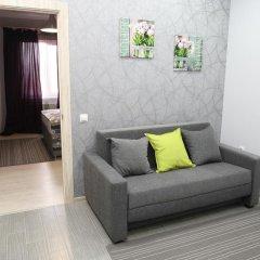 Hotel Lokatsia Стандартный семейный номер с разными типами кроватей фото 6