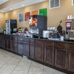Отель Holiday Inn Express Columbus Downtown США, Колумбус - отзывы, цены и фото номеров - забронировать отель Holiday Inn Express Columbus Downtown онлайн питание фото 3