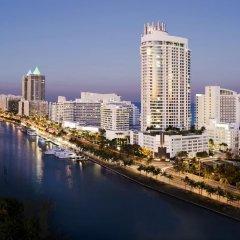 Отель Fontainebleau Miami Beach 4* Номер Делюкс с различными типами кроватей фото 18