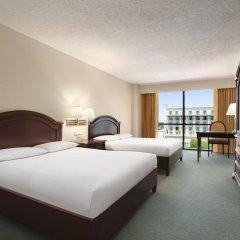 Hyatt Regency Merida Hotel 4* Стандартный номер с различными типами кроватей фото 2