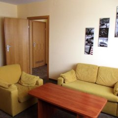 Sangate Hotel Airport 3* Улучшенные апартаменты с различными типами кроватей