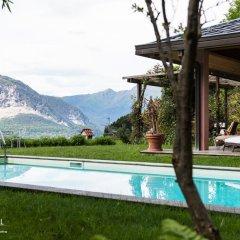 Отель B&B Renalù Италия, Вербания - отзывы, цены и фото номеров - забронировать отель B&B Renalù онлайн бассейн фото 2