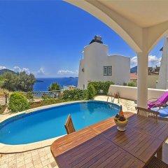Отель Villa Nesrin Kalkan бассейн фото 4