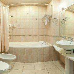 Гостиница Комфорт 3* Семейный люкс с различными типами кроватей фото 5