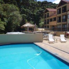 Quality Hotel Oceans Tutukaka бассейн фото 2