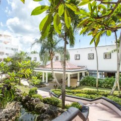 Отель Be Live Experience Hamaca Garden - All Inclusive балкон