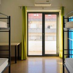 Hans Brinker Hostel Lisbon Стандартный номер с различными типами кроватей фото 4