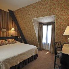 Отель Hôtel Clément 2* Стандартный номер с 2 отдельными кроватями