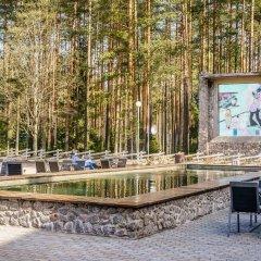 Загородный отель Райвола бассейн фото 3