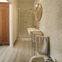 Отель Fabio Apartments San Gimignano Италия, Сан-Джиминьяно - отзывы, цены и фото номеров - забронировать отель Fabio Apartments San Gimignano онлайн ванная