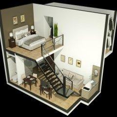 Отель Palazzo Violetta 3* Студия с различными типами кроватей фото 23
