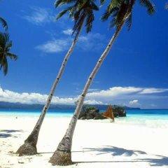 Отель Bihai Garden Филиппины, остров Боракай - отзывы, цены и фото номеров - забронировать отель Bihai Garden онлайн пляж фото 2