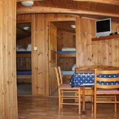 Отель Skysstasjonen Cottages Коттедж с различными типами кроватей фото 11