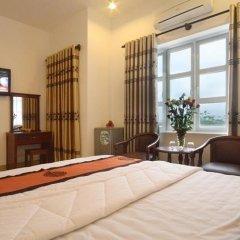 Hanh Dat Hotel Hue 3* Улучшенный номер с различными типами кроватей фото 2