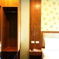 Phuket Ecozy Hotel 3* Номер категории Эконом с различными типами кроватей фото 6