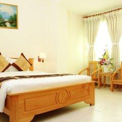 Ho Sen - Lotus Lake Hotel 3* Улучшенный номер с различными типами кроватей фото 3