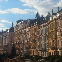Отель Zahradni apartments Чехия, Карловы Вары - отзывы, цены и фото номеров - забронировать отель Zahradni apartments онлайн фото 2