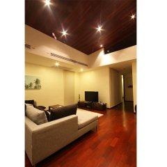 Отель PRAN-A-LUXE Exclusive Pool Villa 4* Вилла с различными типами кроватей фото 4