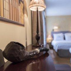 Hotel le Dixseptieme 4* Стандартный номер с различными типами кроватей фото 18