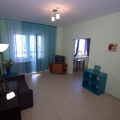 Апартаменты Eka-apartment на Родионова комната для гостей фото 5