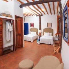 Отель Las Nubes de Holbox 3* Полулюкс с различными типами кроватей фото 34