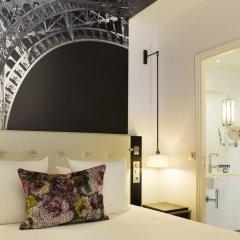 Отель Hôtel Gustave 4* Стандартный номер с двуспальной кроватью