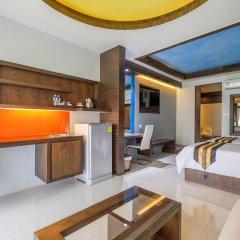 Отель Naina Resort & Spa в номере фото 2