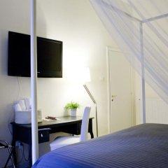 Отель City Mood B&B 2* Стандартный номер с различными типами кроватей фото 13