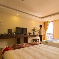 Freesia Hotel 4* Улучшенный номер с различными типами кроватей