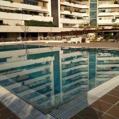 Апартаменты Páteo Central Apartment бассейн фото 3