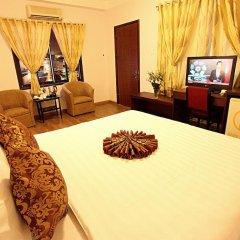 Hanoi Golden Hotel 3* Номер Делюкс с различными типами кроватей фото 3