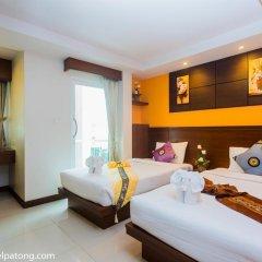 Green Harbor Patong Hotel 2* Улучшенный номер двуспальная кровать фото 5