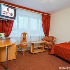 Гостиница Вятка комната для гостей фото 11