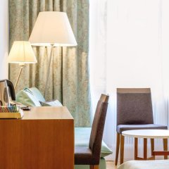 Отель Benediktushaus Im Schottenstift 3* Стандартный номер фото 5
