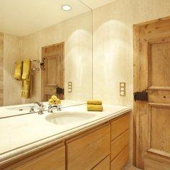 Отель Top of the World Apartment Швейцария, Санкт-Мориц - отзывы, цены и фото номеров - забронировать отель Top of the World Apartment онлайн ванная