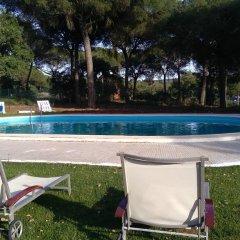 Hotel Rural da Barrosinha бассейн