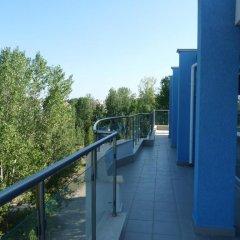 Апартаменты Sofia Apartments In Sunny Residence Солнечный берег балкон