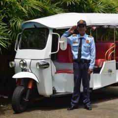 Отель Sun Paradise Villas Karon городской автобус
