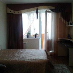 Гостиница on Pobedy Avenue в Курске отзывы, цены и фото номеров - забронировать гостиницу on Pobedy Avenue онлайн Курск комната для гостей фото 2
