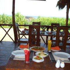 Отель Kirinda Beach Resort 2* Шале с различными типами кроватей фото 3