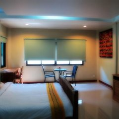 Отель Kata Garden Resort 3* Улучшенный номер с двуспальной кроватью фото 5