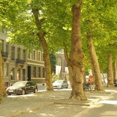 Отель Le Tissu Résidence Бельгия, Антверпен - отзывы, цены и фото номеров - забронировать отель Le Tissu Résidence онлайн парковка
