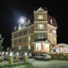 Отель Нео Белокуриха вид на фасад фото 2
