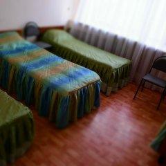 Гостиница Золотая Юрта комната для гостей